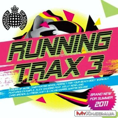 VA - Ministry Of Sound: Running Trax 3 (2011)
