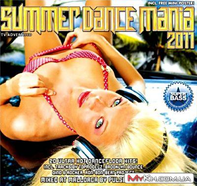 VA - Summer Dance Mania 2011 (Mixed By Pulsedriver) (2011)