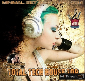 Total Tech House Top (2014)